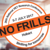 NCVER No Frills Conference 2017 – Call for Presenters